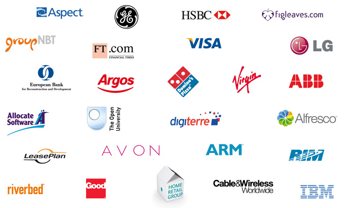 Provide are trusted by these organisations to recruit the best possible technology staff