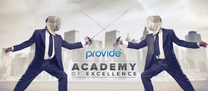 The ultimate recruitment training course - The Provide Academy of Excellence