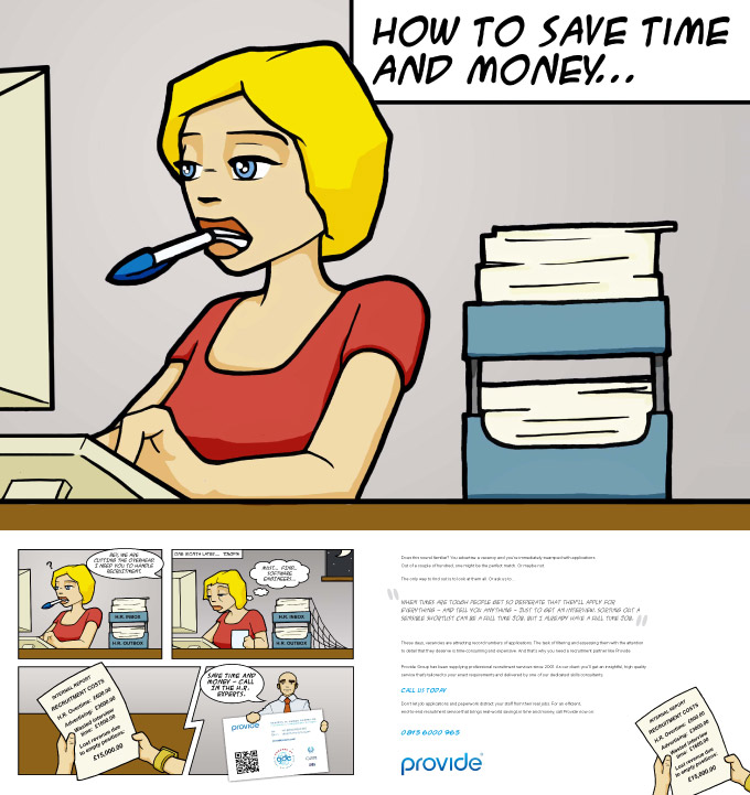 How to save time and money - recruitment agencies